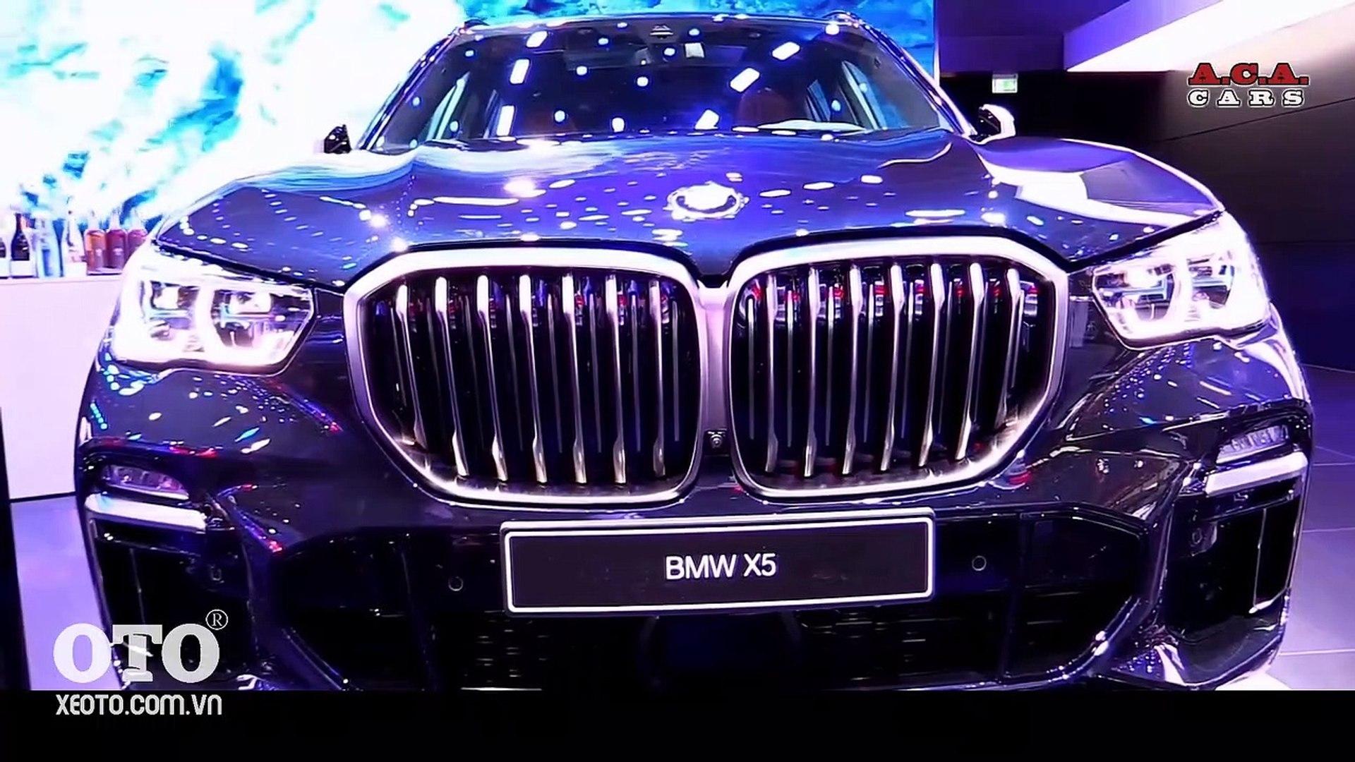 GIÁ XE BMW X5 2020 XDRIVE SUPER SPORT | HÌNH ẢNH NỘI NGOẠI THẤT