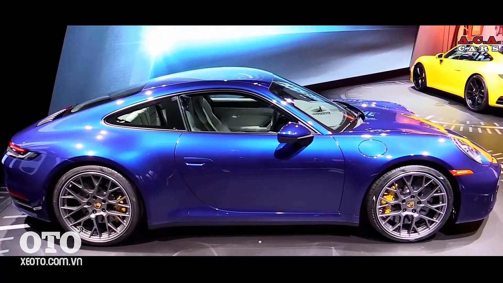 PORSCHE 911 CARRERA 4S 2020 SUPER SPORT: HÌNH ẢNH NỘI NGOẠI THẤT XE