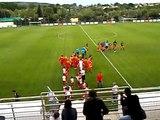 Dernier match du groupe H Occitanie , As FABREGUES / MHSC.