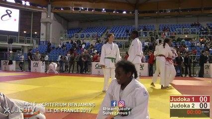 REPLAY TAPIS 5 - CRITERIUM BENJAMINS ILE DE FRANCE 2019