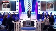 ONPC – Zahia Dehar actrice : Franck Ribéry réagit dans une parodie hilarante (vidéo)