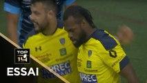 TOP 14 - Essai Alivereti RAKA (ASM) - Clermont - Montpellier - J26 - Saison 2018/2019