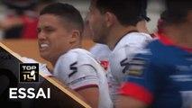 TOP 14 - Essai Adrien SEGURET (LOU) - Grenoble - Lyon - J26 - Saison 2018/2019