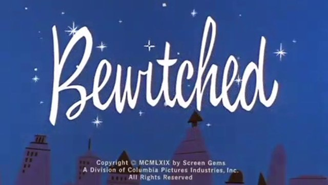 Bewitched S08E16 - Samantha Is Earthbound