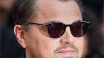 Celebrity Close Up: Leonardo DiCaprio