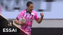 TOP 14 - Essai Julien ARIAS (SFP) - Paris - Pau - J26 - Saison 2018/2019