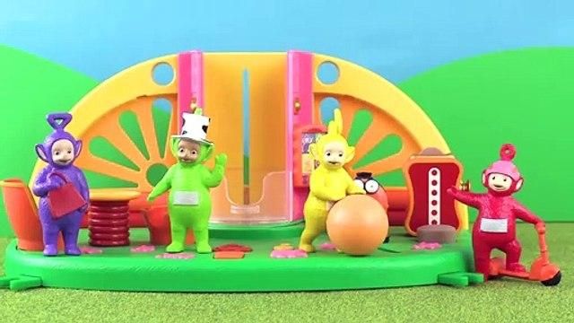 Teletubbies: Hide & Seek | Toy Play Video | Play games with Teletubbies