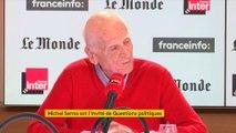 """Michel Serres : """"S'il y a une voie pour un signal moral, c'est le rire"""""""