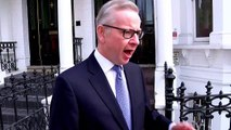 Michael Gove: I'm ready to unite and lead great country
