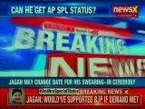YSRCP Jagan Mohan Reddy demands Andhra Pradesh Special Status after meeting PM Narendra Mo