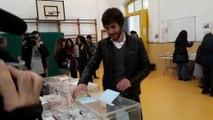 """Mikel Buil (Podemos) anima a acudir a las urnas en la """"importante"""" cita electoral"""