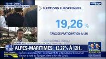 Européennes: avec seulement 13,27%, les chiffres de la participation dans les Alpes-Maritimes sont très bas à midi