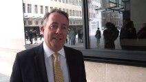 Liam Fox on Tory leadership race
