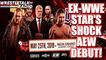 Ex-WWE Star's SHOCK AEW Debut!! Second AEW PPV REVEALED!! AEW Fires SHOTS at WWE! - WrestleTalk Radio