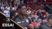 TOP 14 - Essai Iosefa TEKORI (ST) - Toulouse - Perpignan - J26 - Saison 2018/2019