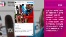 Bixente Lizarazu : après son accident de surf, il donne de ses nouvelles