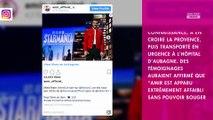 Amir hospitalisé : le chanteur a été victime d'une chute en plein concert