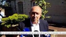 Gérard Collomb réagit après l'attaque survenue vendredi, rue Victor-Hugo à Lyon