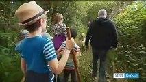 Finistère : les randonneurs invités à la transhumance