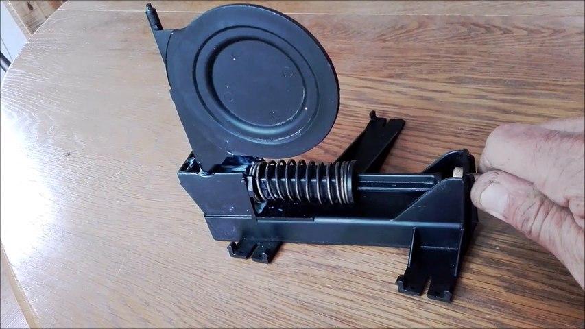 Fonctionnement thermostat de boite à air (airbox thermostat)
