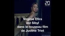 Virginie Efira parle de Sibyl, de féminisme et de scènes de sexe