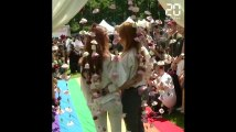 A Taïwan, les premiers mariages entre personnes de même sexe célébrés