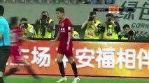 Eng VO: Oscar scores and Hulk gets assist as Shanghai SIPG beat Beijing Guoan