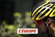 Les galères de Primoz Roglic - Cyclisme - Giro - 15e étape