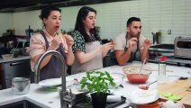Brad, Claire, Carla, Molly, Chris & Andy Cook the Perfect Pizza _ Making Perfect_ Episode 5