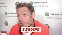 Mahut «C'est la magie de Roland !» - Tennis - Roland-Garros (H)