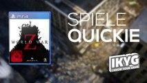 World War Z - Spiele-Quickie