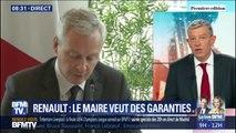 Fusion Renault-Fiat-Chrysler : Bruno Le Maire veut des garanties
