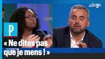 « Ne me dites pas que je mens ! » : Sibeth Ndiaye et Alexis Corbière s'écharpent en direct