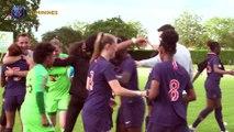 L'équipe U19 féminine championne de France !