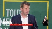 """Résultats européennes 2019 : selon Yannick Jadot, """"il n'est pas exclu ce soir que l'écologie soit la première force politique chez les jeunes"""""""