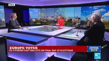 """RN's belief that EU vote will trigger changes in France is """"wishful thinking"""""""