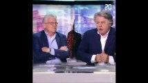 Elections européennes: Gilbert Collard et Daniel Cohn-Bendit s'insultent en direct sur TF1