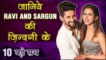 Ravi Dubey & Sargun Mehta 10 SHOCKING UNKNOWN Facts   TellyMasala