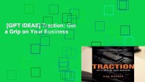 [GIFT IDEAS] Traction: Get a Grip on Your Business