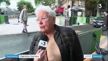 Trottinettes électriques : opération fourrière à Paris