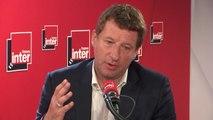 """Yannick Jadot, tête de liste EELV, qui vient d'obtenir la 3e place au scrutin européen français n'évoque pas un rapprochement clair avec la gauche : """"Je ne vais pas faire demain ce que je n'ai pas fait pendant 10 mois"""""""