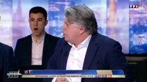 Gilbert Collard insulte Daniel Cohn-Bendit  sur le plateau de TF1 lors des Européennes 2019