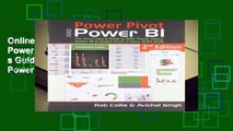 Online Power Pivot and Power Bi  The Excel User s Guide to Dax, Power Query, Power Bi   Power