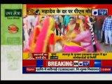 Narendra Modi in Varanasi लोकसभा चुनाव जीतने के बाद पहली बार वाराणसी पहुंचे पीएम नरेंद्र मोदी