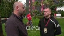 RTV Ora - Ekskluzive/Kampion Ballkani, xhudisti Çullhaj rrëfen emocionet për RTV Ora