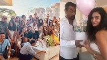 Arjun Rampal's girlfriend Gabriella Demetriade's baby shower picture goes VIRAL | Boldsky