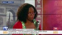 """Une alliance avec les écologistes? """"Nous allons sans doute travailler avec eux au niveau européen"""", dit Sibeth Ndiaye"""