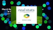 [Read] Real STATS: Using Econometrics for Political Science and Public Policy  For Online