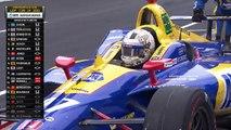 Résumé Indycar 500 miles d'Indianapolis