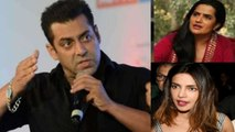 Salman Khan TARGETS by Sona Mohapatra for his comment on Priyanka Chopra | FilmiBeat